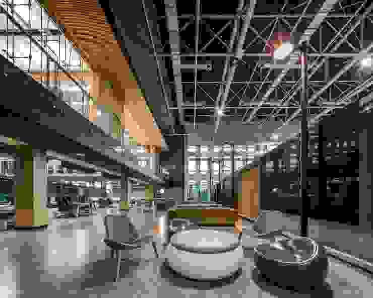 DESIGN WORK: KBTG – Innovation Campus โดย pbm