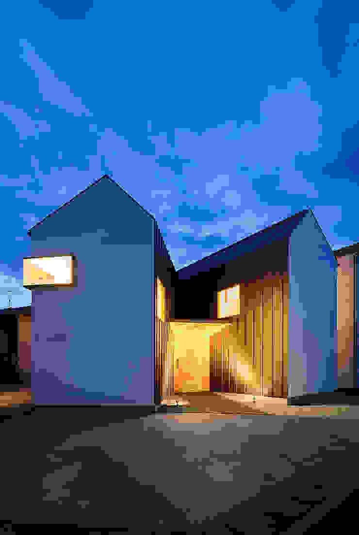 Rumah Gaya Skandinavia Oleh 一級建築士事務所haus Skandinavia Besi/Baja