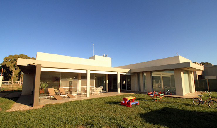 MSA ESTUDIO DE ARQUITECTURA Maisons modernes
