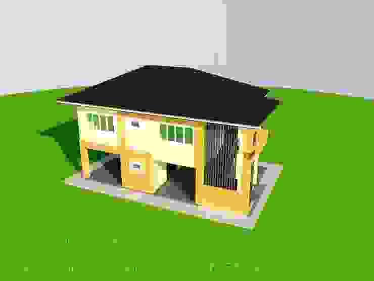 by แบบบ้านออกแบบบ้านเชียงใหม่