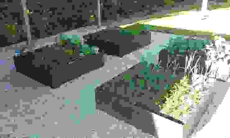 Jardines de estilo  por Galabau Michael Richter,