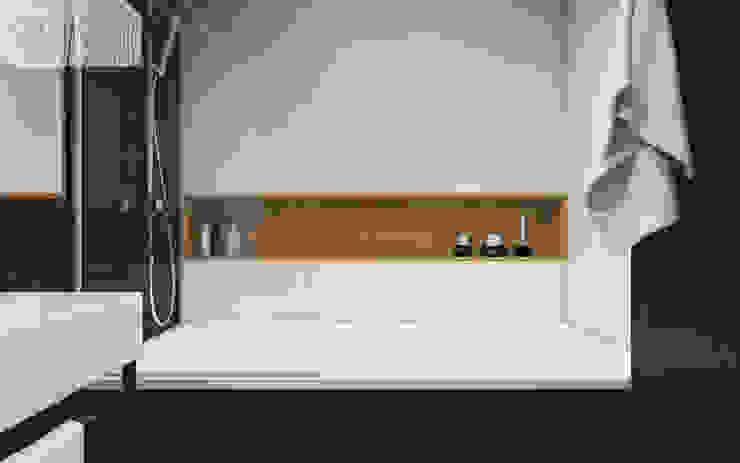 Modern Bathroom by Spacja Studio Modern