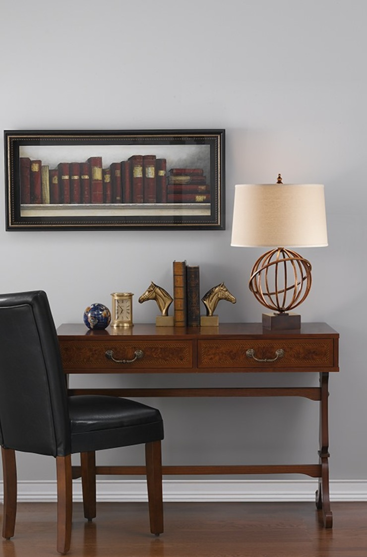 classic  by Mlamp, Classic Textile Amber/Gold