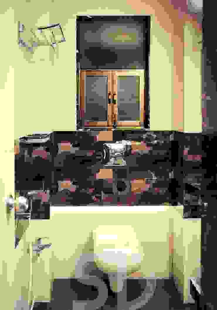 Common Bathroom Minimalist style bathroom by SUMEDHRUVI DESIGN STUDIO Minimalist