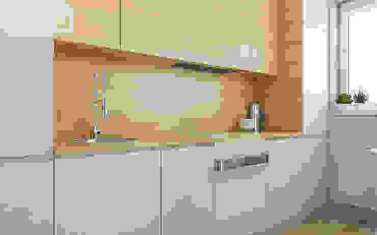 Modern Kitchen by Spacja Studio Modern