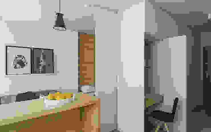 Modern Living Room by Spacja Studio Modern