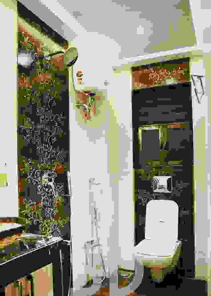 Master Bathroom Minimalist style bathroom by SUMEDHRUVI DESIGN STUDIO Minimalist