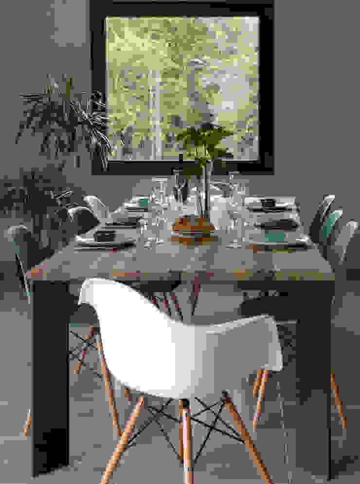 Agence Maïlys MOUTON Modern dining room