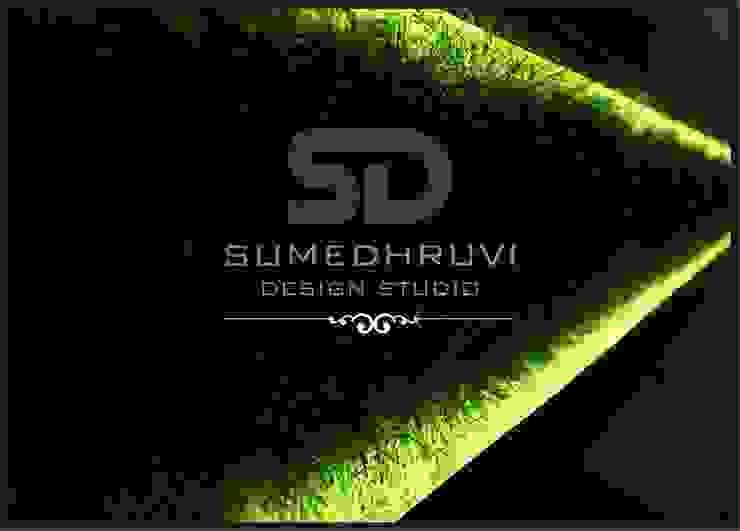 Highlighting Purpose Modern Living Room by SUMEDHRUVI DESIGN STUDIO Modern