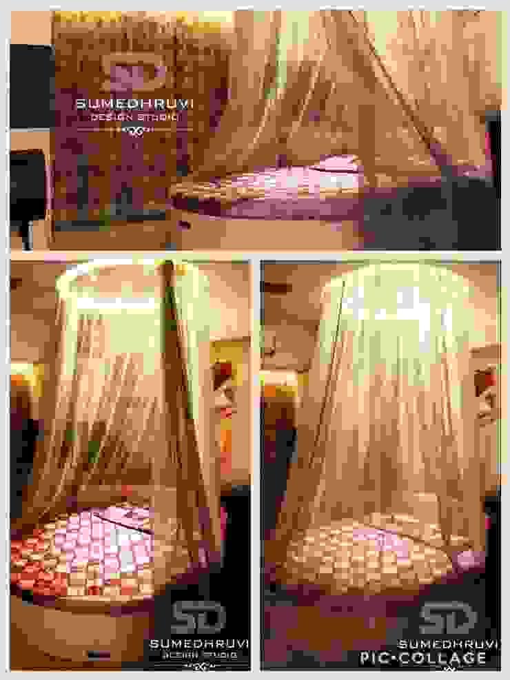 Daughter's Room Modern Bedroom by SUMEDHRUVI DESIGN STUDIO Modern