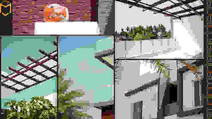 Elements Minimalist houses by Studio Madras Architects Minimalist