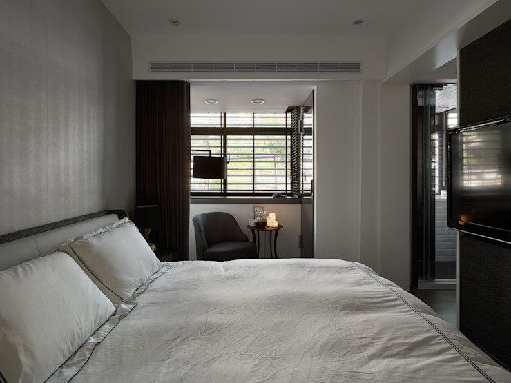 THE NEW WHITE PLACE 根據 大集國際室內裝修設計工程有限公司 現代風