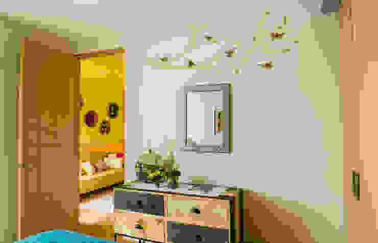 Erika Winters Design Camera da letto moderna
