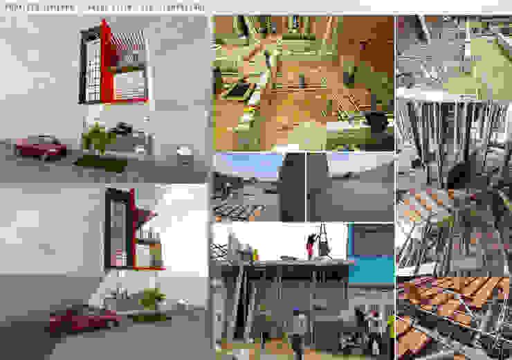 VIVIENDA UNIFAMILIAR - CHICLAYO: Hogar de estilo  por CN y Arquitectos,