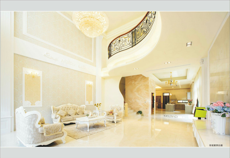 Salas de estilo clásico de 詠盛興營建機構 Clásico