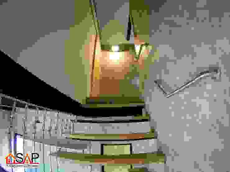 Casas modernas: Ideas, diseños y decoración de Asap Home Builder Moderno