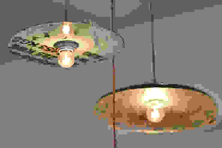 ランプシェード: gleamが手掛けた工業用です。,インダストリアル