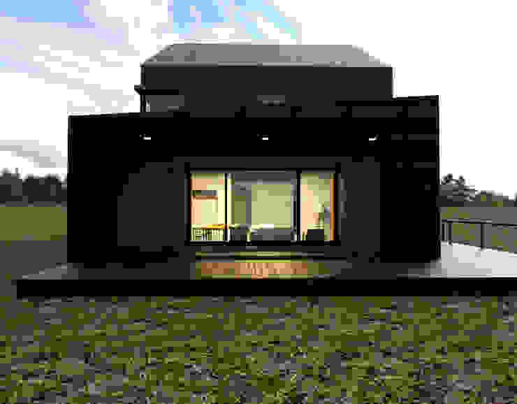 보령전원주택 모던스타일 주택 by 디자인 이업 모던