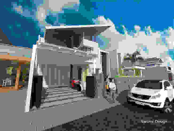 Renders Fachadas de Naromi Design
