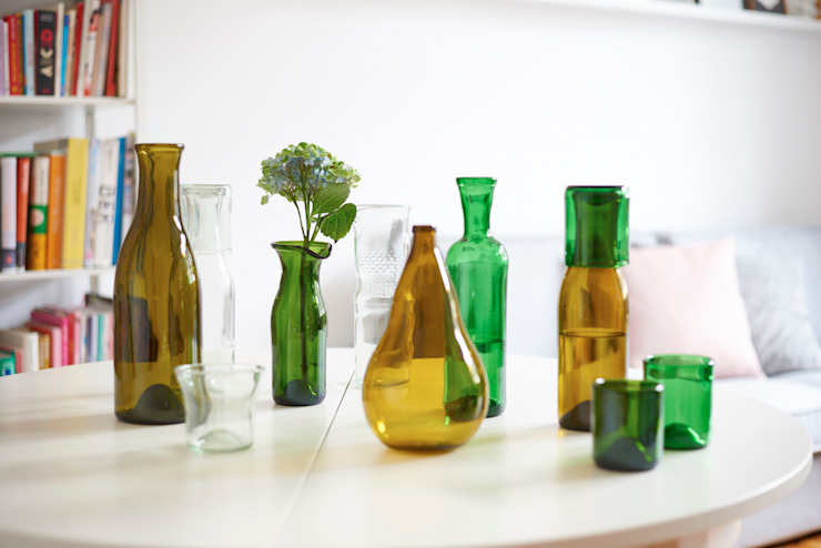 modern  by SAMESAME upcycled glass products, Modern Glass