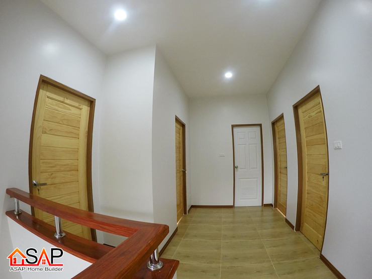 Asap Home Builder Casas de estilo moderno