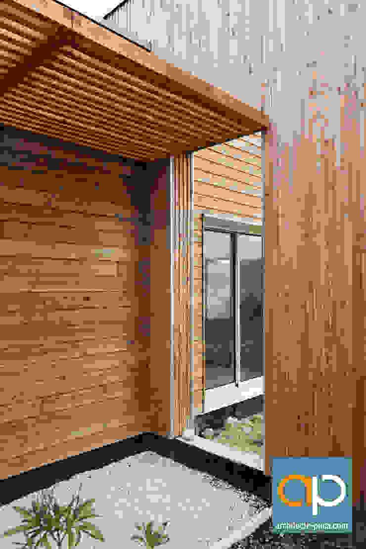 Maison contemporaine Ossature Bois - LANTA von Pascal ...