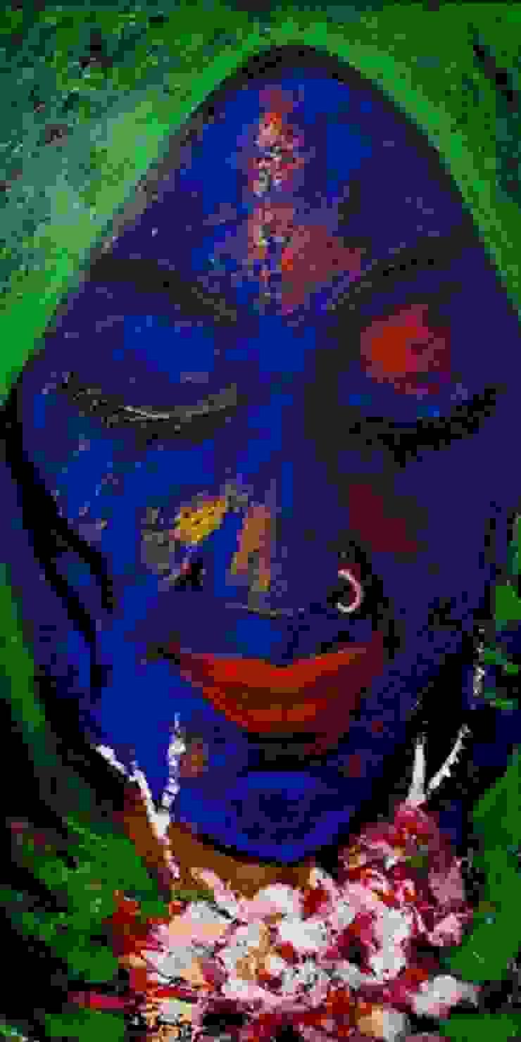 My monaliza: asian  by Indian Art Ideas,Asian