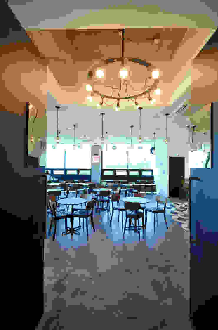 Gastronomía de estilo moderno de 보노야디자인 Moderno