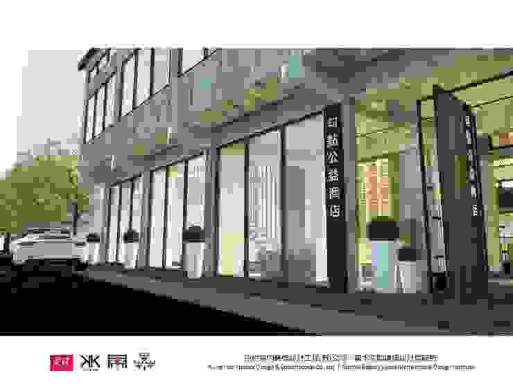 句點公益商店 根據 京悅室內裝修設計工程(有)公司|真水空間建築設計居研所 簡約風