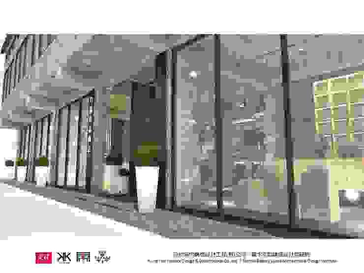 句點公益商店 根據 京悅室內裝修設計工程(有)公司|真水空間建築設計居研所 熱帶風