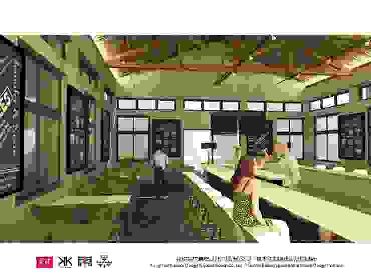 句點公益商店 根據 京悅室內裝修設計工程(有)公司 真水空間建築設計居研所 地中海風