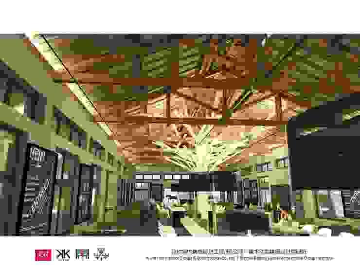 句點公益商店 根據 京悅室內裝修設計工程(有)公司|真水空間建築設計居研所 現代風