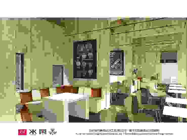 句點公益商店 根據 京悅室內裝修設計工程(有)公司|真水空間建築設計居研所 北歐風