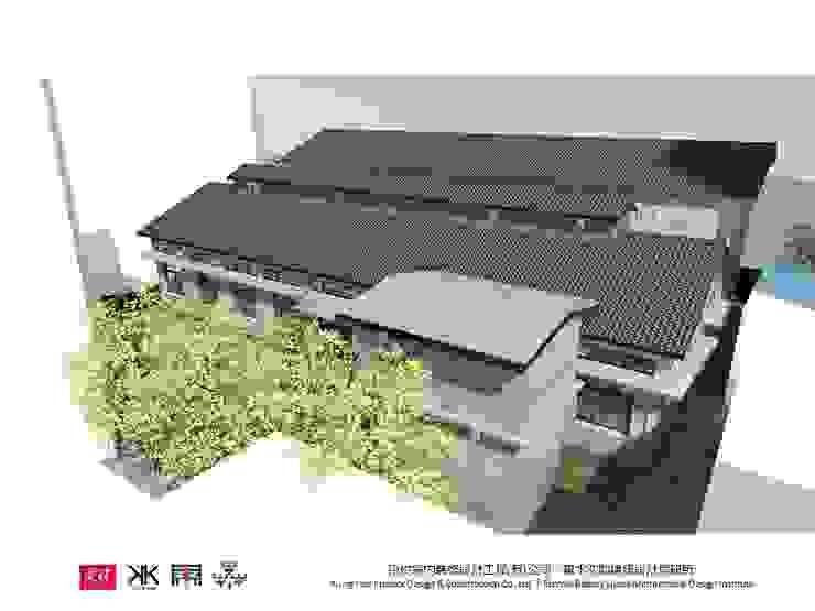 句點公益商店 根據 京悅室內裝修設計工程(有)公司 真水空間建築設計居研所 隨意取材風