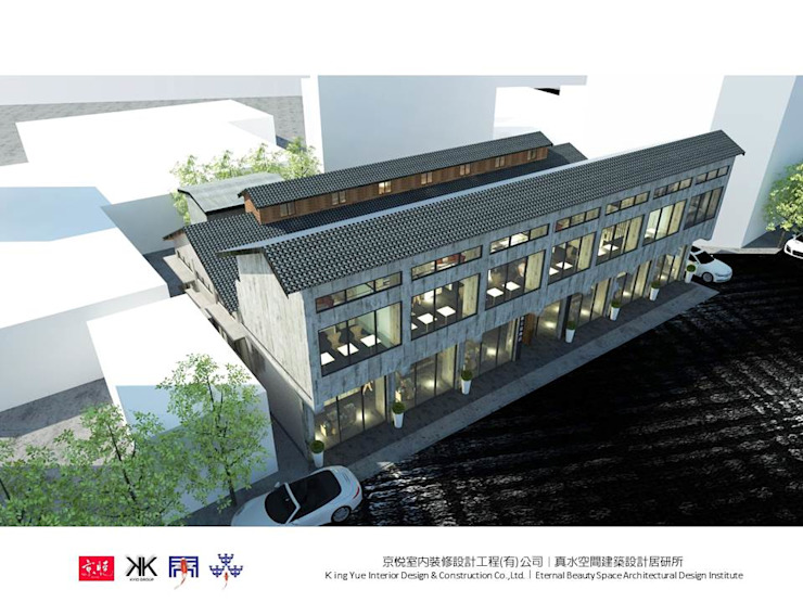 句點公益商店 根據 京悅室內裝修設計工程(有)公司 真水空間建築設計居研所 工業風