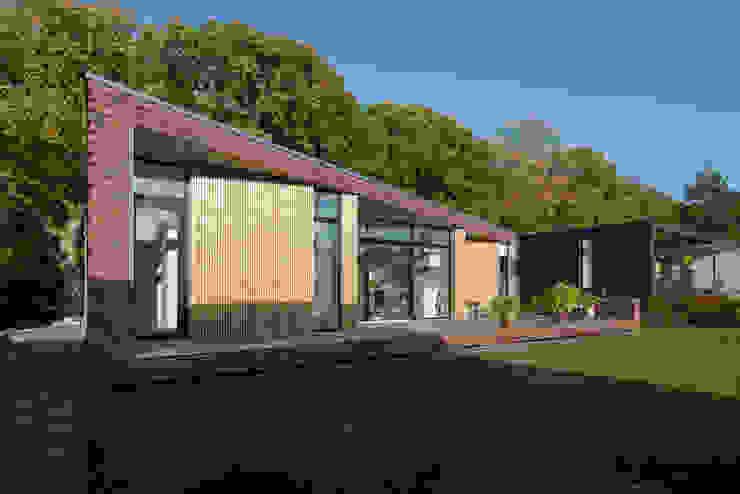 Villa Rypen Scandinavian style houses by C.F. Møller Architects Scandinavian