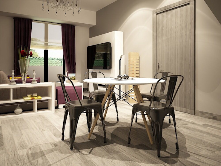 Zono Interieur Modern dining room