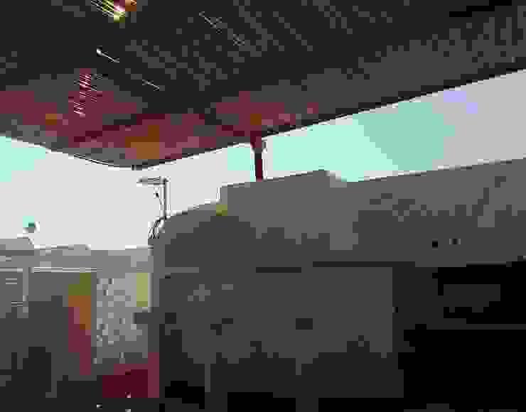 Departamento Ñ-05 Maref Arquitectos Balcones y terrazas tropicales