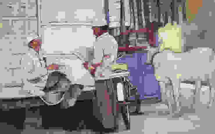 Friends: asian  by Indian Art Ideas,Asian