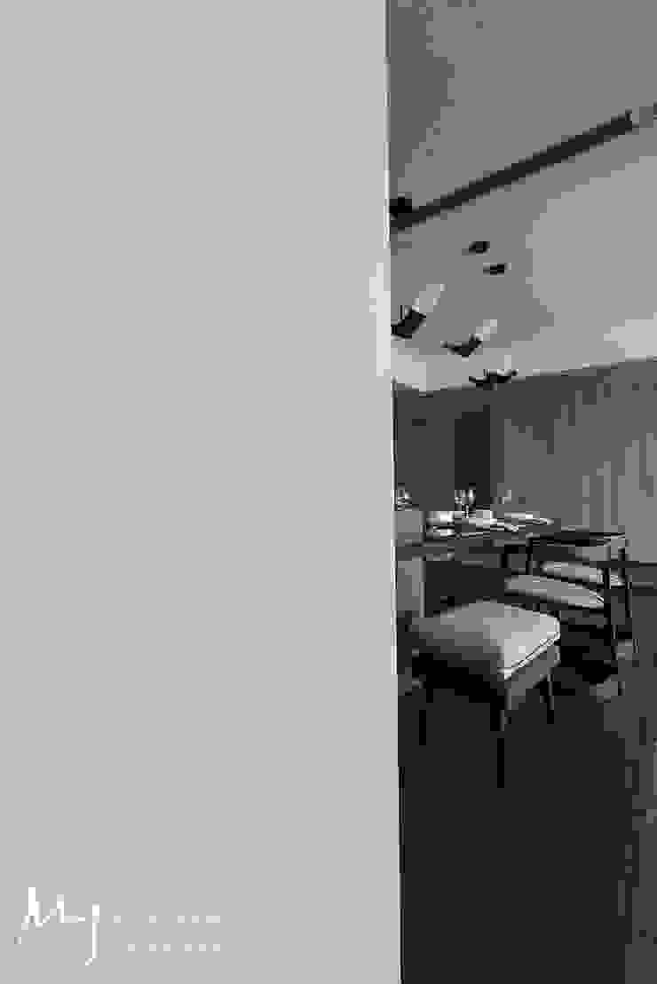 竹北椰林王公館 根據 茗匠有限公司 北歐風