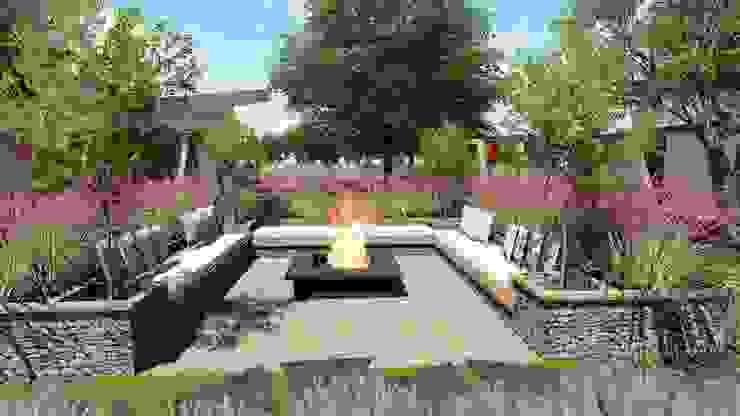 Modern garden by Studio² Modern