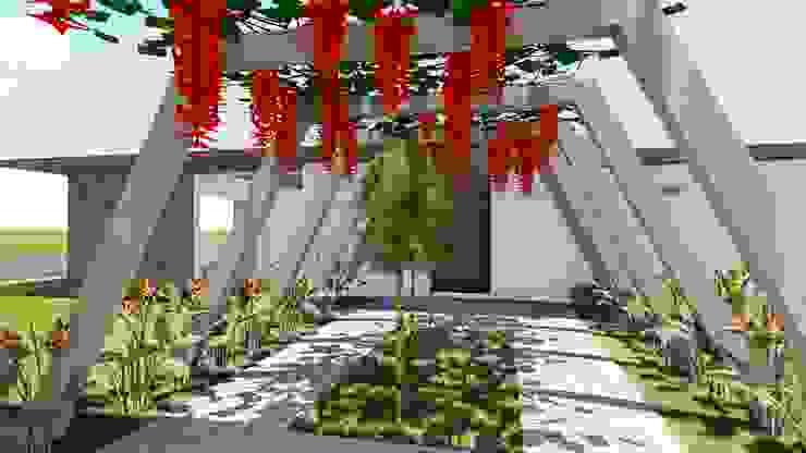 Studio² Jardines modernos