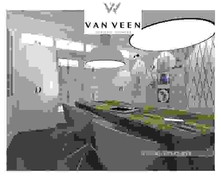 XL lampen van VAN VEEN INTERIOR DESIGN Klassiek Massief hout Bont