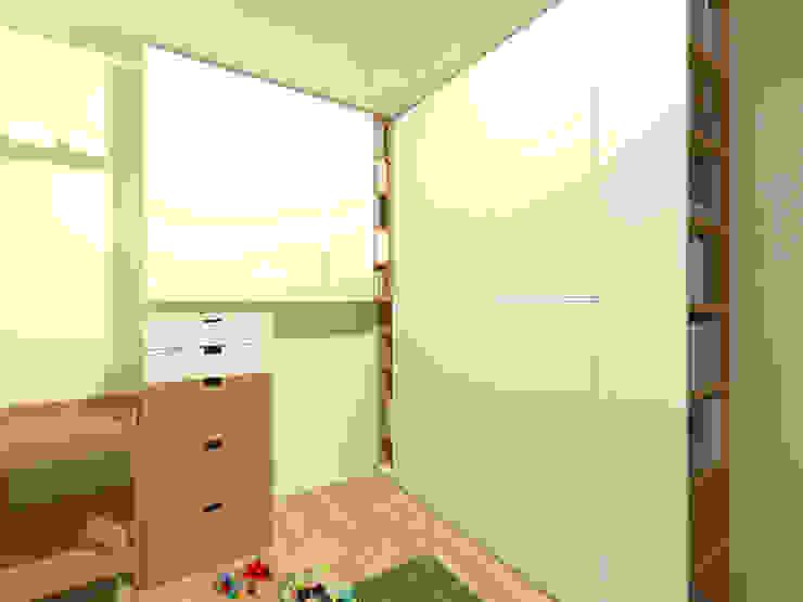 Flavia Benigni Architetto Cuartos infantiles de estilo moderno