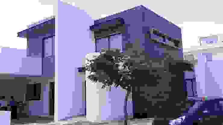 CASA-EM Casas modernas de RIVERA ARQUITECTOS Moderno
