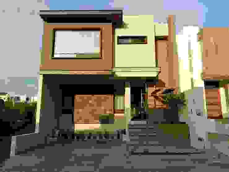 CASA-EB Casas modernas de RIVERA ARQUITECTOS Moderno