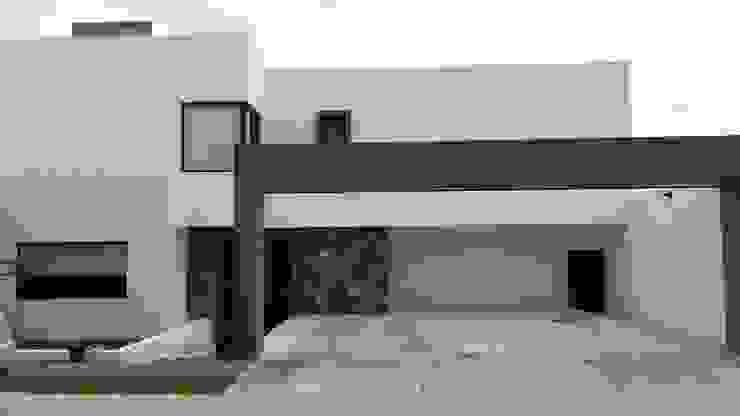 CASA-GV Casas modernas de RIVERA ARQUITECTOS Moderno