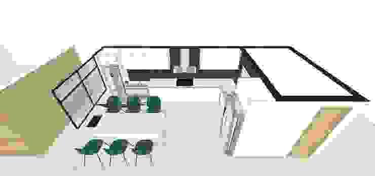 가양동 자이아파트 프로젝트 한디자인 스케치업 by 현대리바트