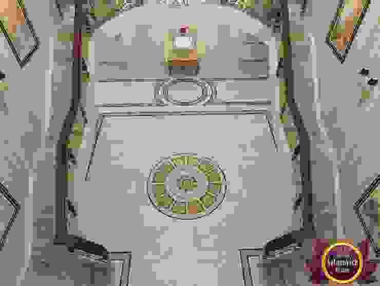 Interior Design in Sri Lanka from Katrina Antonovich Classic style corridor, hallway and stairs by Luxury Antonovich Design Classic