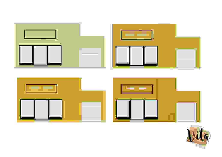 โดย Vita Arquitectura e Interiorismo โมเดิร์น